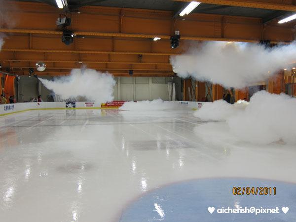 洗冰完會放乾冰