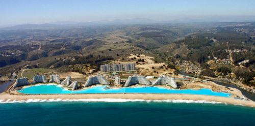 世界最大泳池