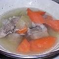 蘋果胡蘿蔔排骨湯