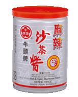 牛頭牌麻辣沙茶醬