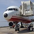 到達了柬埔寨的暹粒機場