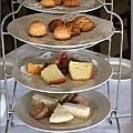 飯店內的英式下午茶