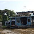 遊洞里薩湖-水上雜貨店