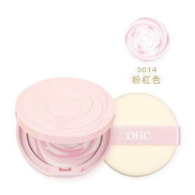 DHC Q10玫瑰晶燦蜜粉餅