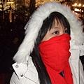 那天真的頗冷
