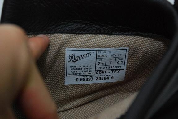 鞋子的內標