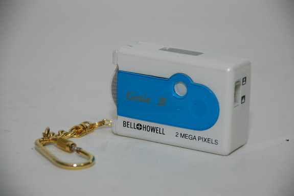 Bell & Howell Genie III