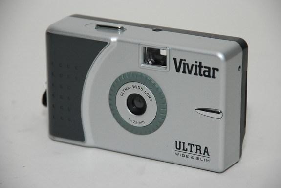 Vivitar ultra wide & slim 22mm