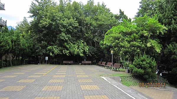 以下是文化大學校園風景
