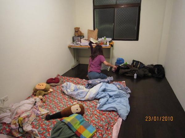 敏ㄦ大姊的新家 也是我們的住處