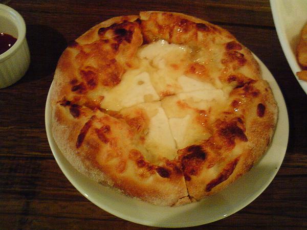 蜂蜜米克司起司pizza