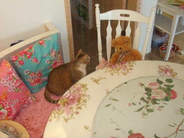 餐桌加上轉盤