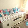 咪房間的小客床