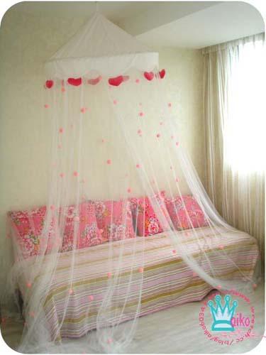 舊家的蚊帳一定要帶來