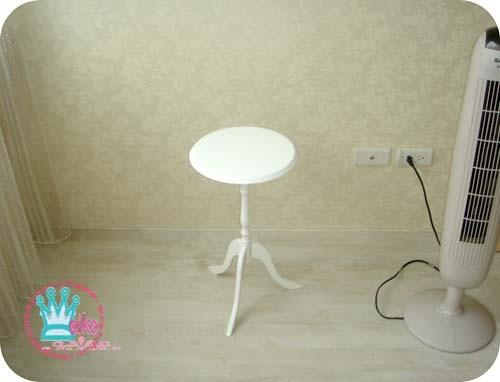便宜小桌改造後