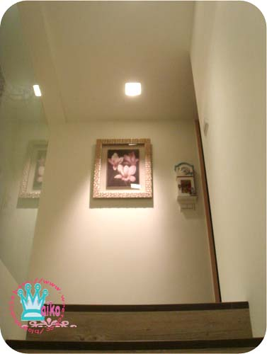6樓小梯聽的畫