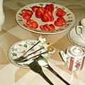 鬆餅下午茶