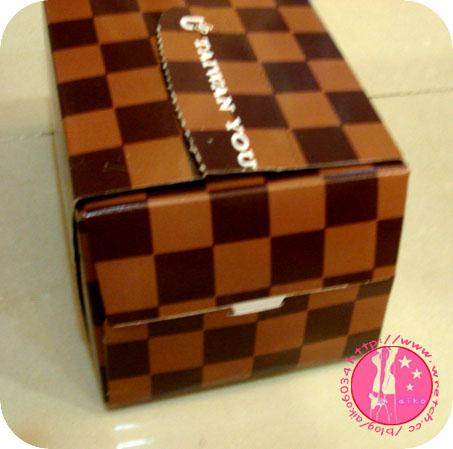 復古花面紙盒
