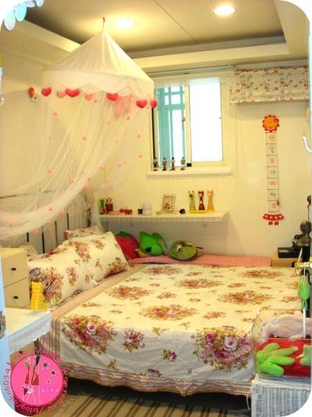 超浪漫玫瑰床裙