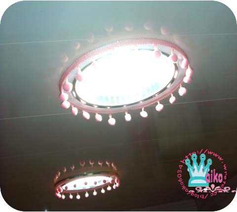 燈具小裝飾