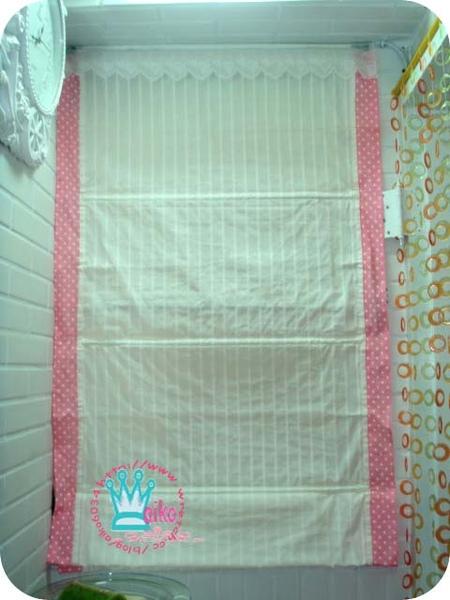 天井窗點點捲簾