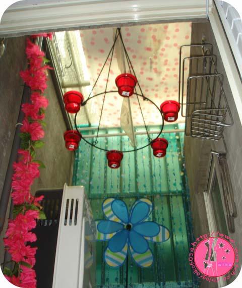 天井鄉村吊燭臺