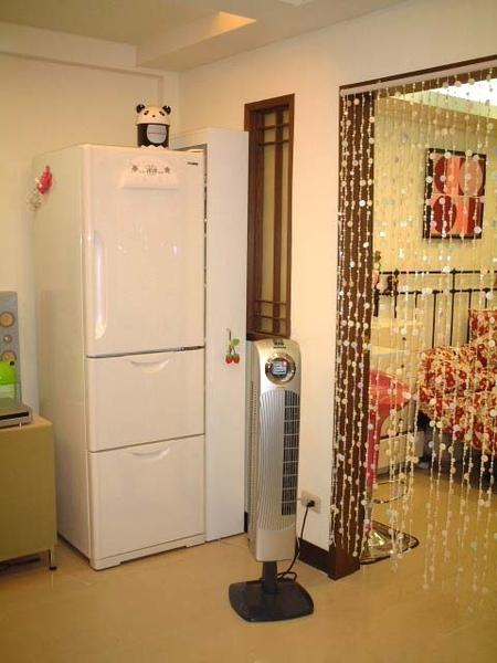 置物櫃冰箱