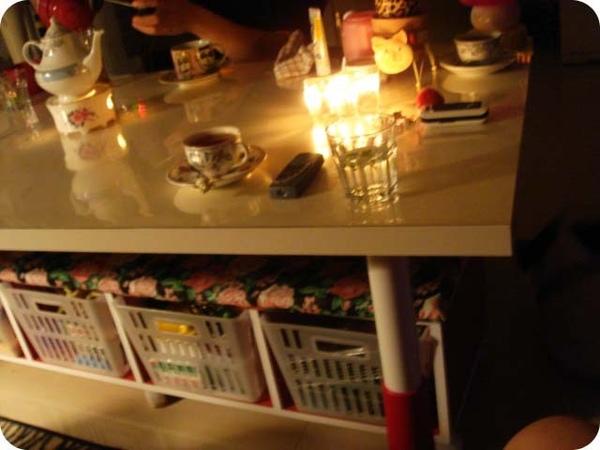 晚上lounge party