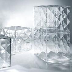 Kartell 鑽石收納櫃