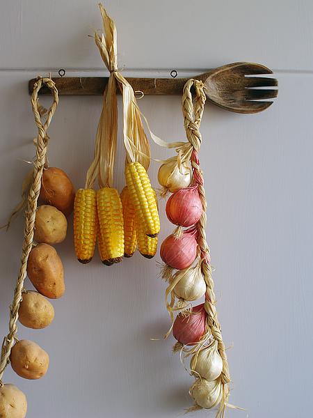 16.誰說木叉只能拿來拌沙拉,他也可以變成超可愛的鄉村掛勾.jpg