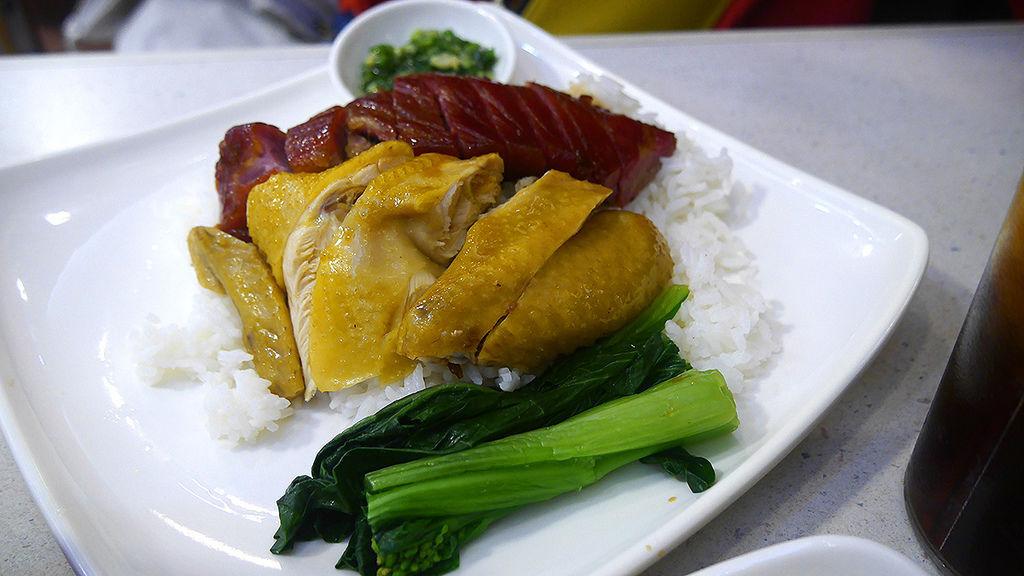廣東燒味餐廳