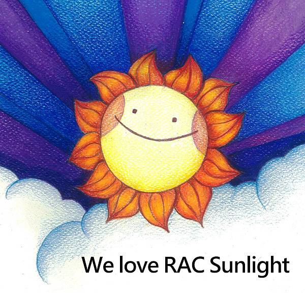 we love rac sunlight