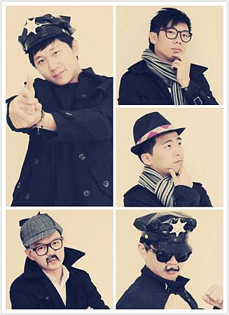 all boy detective