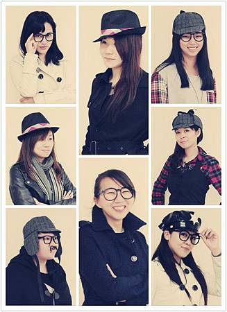 all girl detective