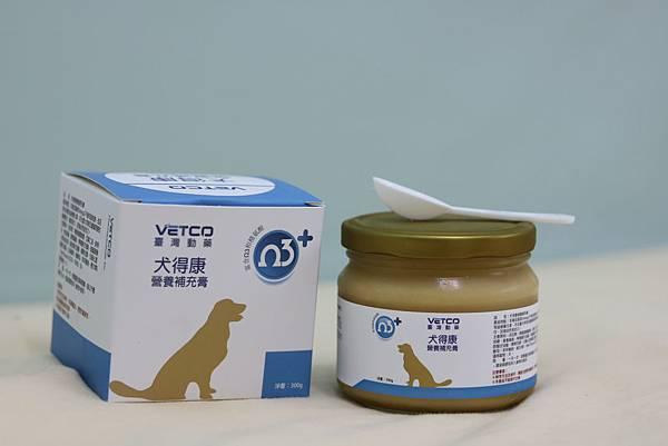 VETCO臺灣動藥犬得康營養補充膏01.JPG