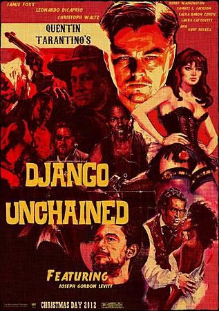 django-unchained poster 3