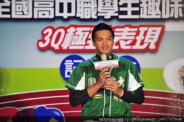 棒球投手 宋文華01