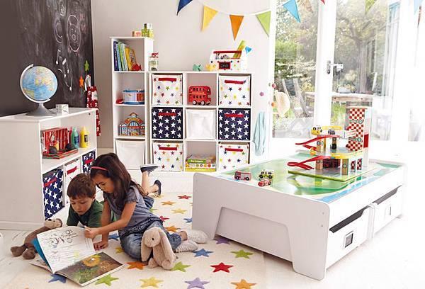 兒童房的挑選原則