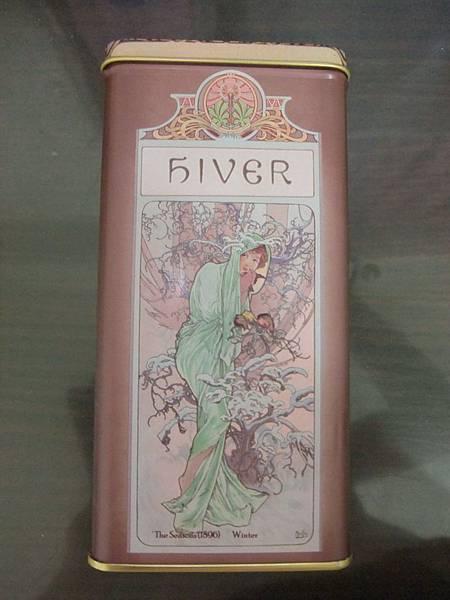 慕夏展-白蘭地酒心巧克力