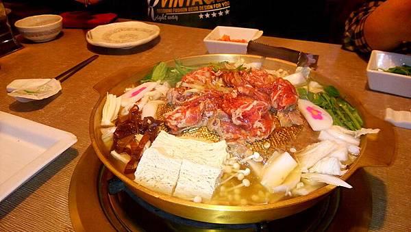 好吃的韓國烤肉