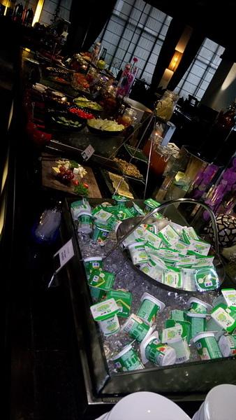 盛美達酒店早餐