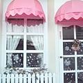聖誕節佈置-小琉球民宿-薇多莉亞鄉村民宿