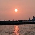 小琉球夕陽