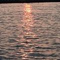 夕陽-小琉球