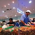 fish market in Sydney