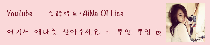 台韓混血.AiNa OFFiCE