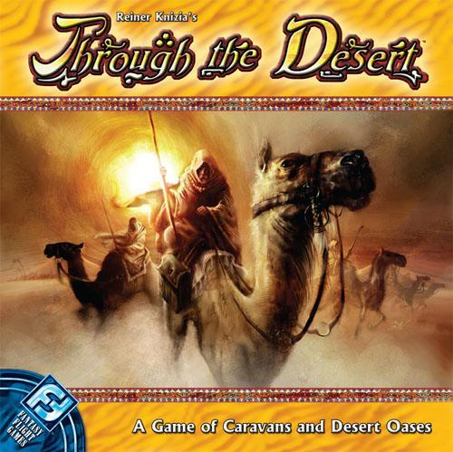 Board Game 桌遊 Through the Desert 穿越荒漠1.jpg