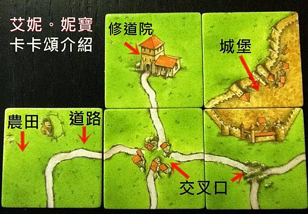Board Game 桌遊 Carcassonne 卡卡頌 Basic2.JPG