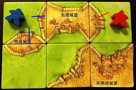 Board Game 桌遊 Carcassonne 卡卡頌 Basic25.JPG