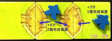 Board Game 桌遊 Carcassonne 卡卡頌 Basic27.JPG